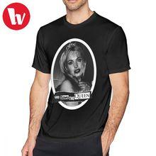 2d88e3e74 Selena Gomez T Shirt Lindsay Lohan God Save The Queen T-Shirt 100 Percent  Cotton