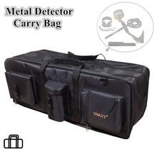 Металлоискатель переносная сумка Водостойкий Холст многофункциональная сумка для хранения инструменты для переноски Органайзер сокровище охотничий рюкзак