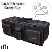 Metal Detector Carry Bag Portable Waterproof Canvas Storage Multifunction Tools Organizer Treasure hunt Backpack