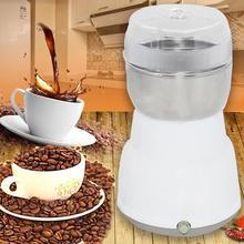 200W Electric Coffee Grinder Stainless Steel Herbs Spices Grains Coffee Bean Grinder Nuts Seeds Coffee Bean Grinding Machine