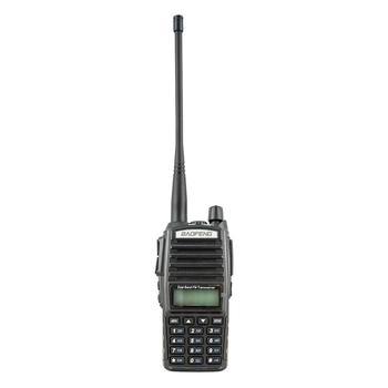 VHF/UHF Двухдиапазонный портативный Беспроводная рация 5-10 км двухсторонний 128 400-480,00 МГц 8 Вт Радио FM трансивер