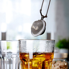 12pcs Sphere Mesh Tea Strainer Stainless Steel Handle Ball Infuser Kitchen Gadget Coffee Herb Spice Filter Diffuser