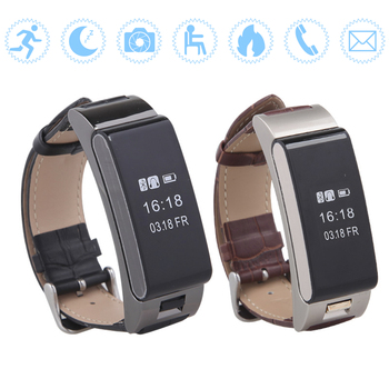 Estilo Inteligente Wt8171 Reloj Pulsera Negocios Gzdl Bluetooth A9 Fitness Dormir Tracker De kZwOuiTPX