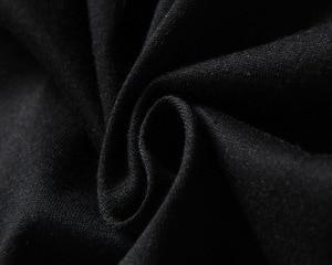 Image 5 - [EAM] 2020 New Spring Summer Round Neck Short Sleeve Black Loose Ruffles Three dimensional Loose Dress Women Fashion JR674