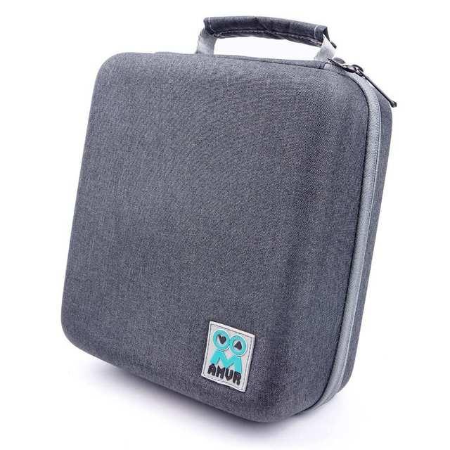 Bolsa Tecido de Lona à prova d' água Para Xiaomi Caso Carry Saco De Armazenamento de Viagem Para Ir Vr Óculo Óculos Tudo-Em- uma Bolsa Portátil N