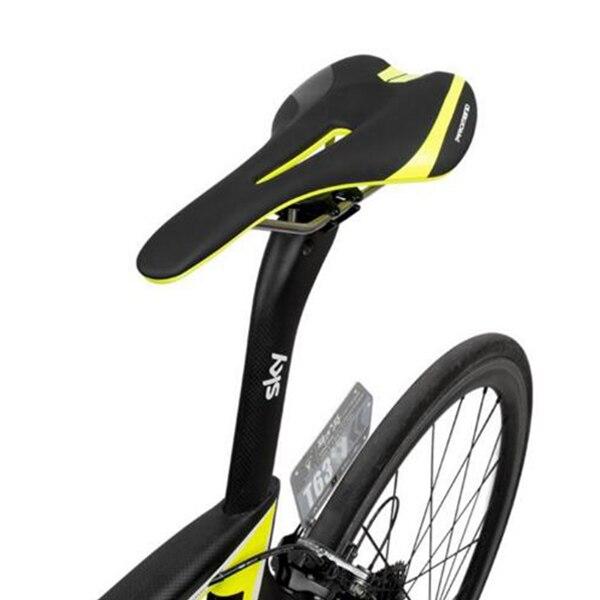 PROMEND MTB אוכף טיטניום אופני אוכף חלול אופני אוכף אופני כביש אוכף אופניים חלקים-באוכף לאופניים מתוך ספורט ובידור באתר