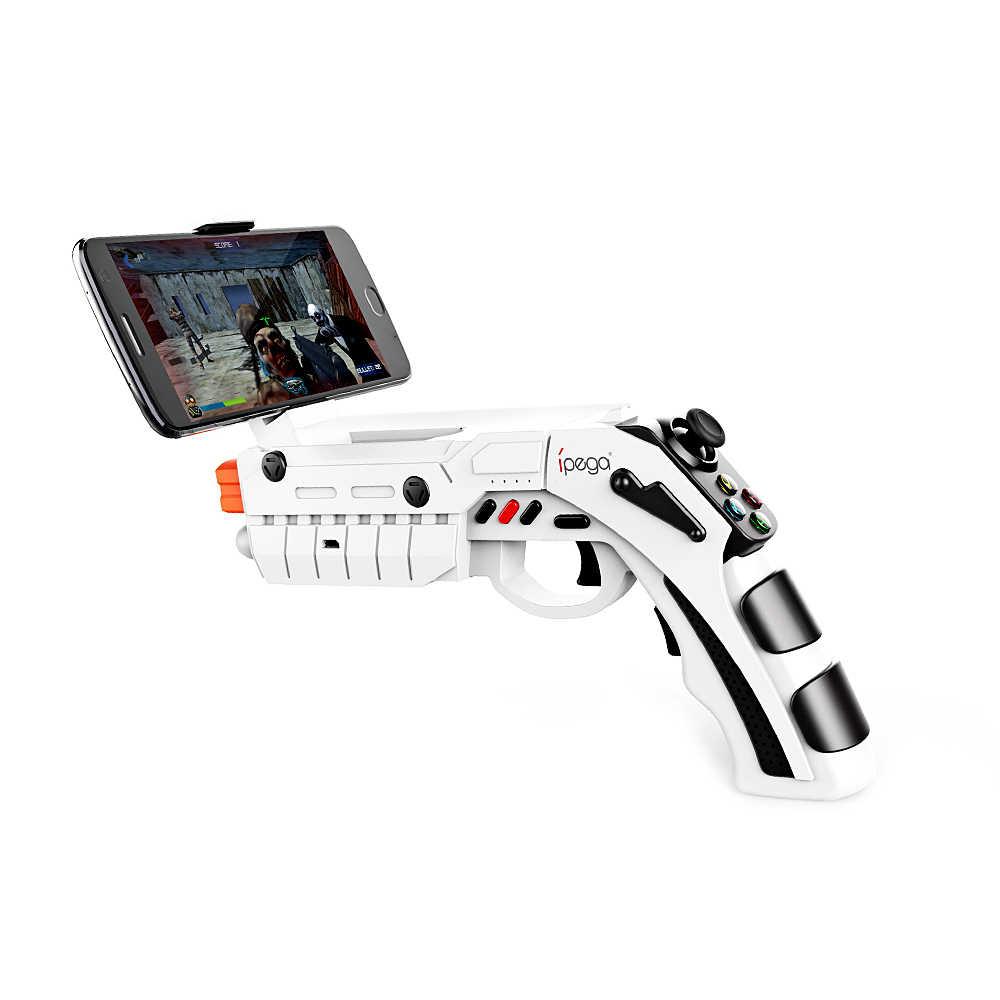 Bluetooth ручки пистолет Смарт AR пистолеты VR геймпад игры Открытый весело Спорт Airsoft Air Airsoft детский пистолет