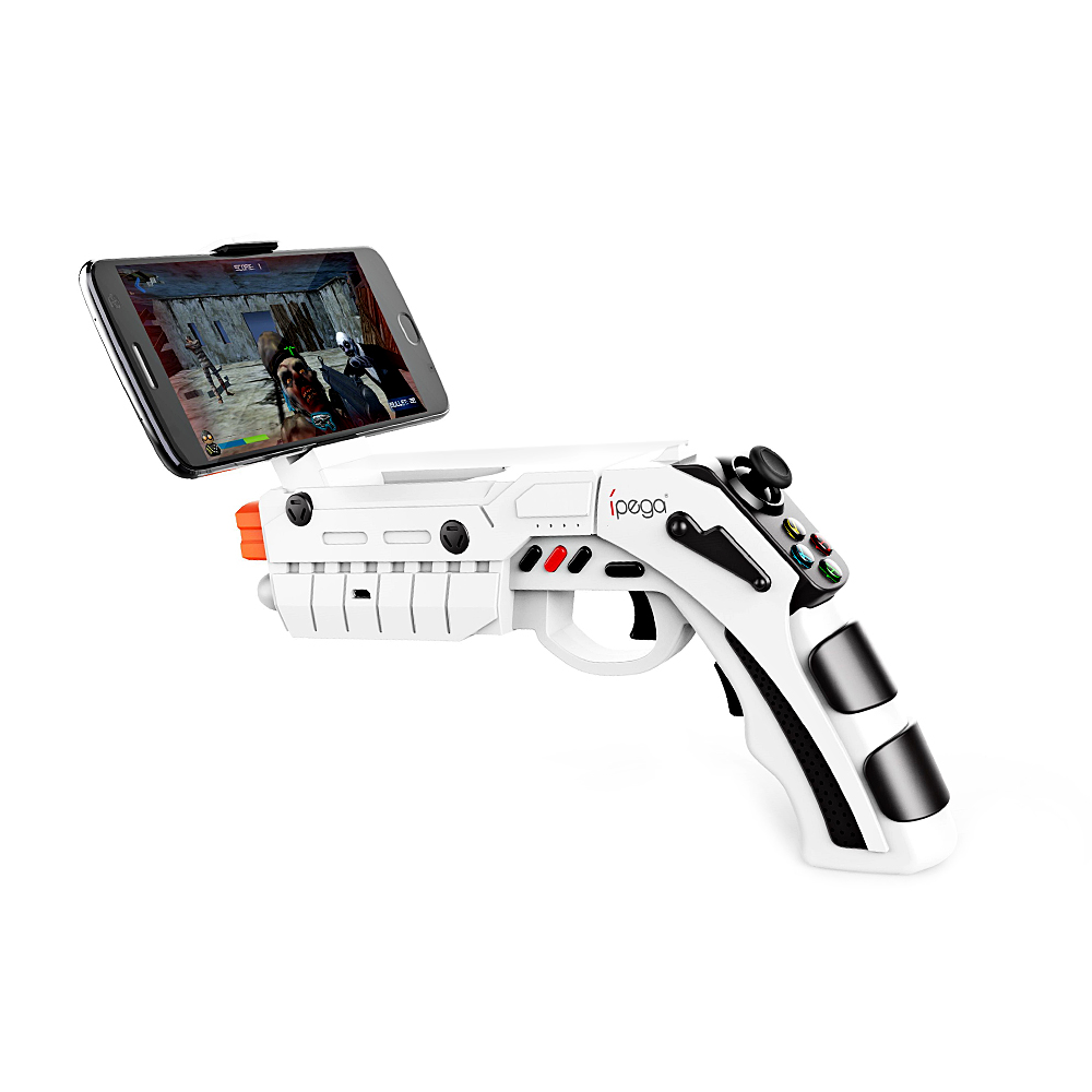 Bluetooth Handles Pistol Smart AR Guns VR Gamepad Game Gun Outdoor Fun Sports Airsoft Air Guns Airsoft Pistol Toy Gun