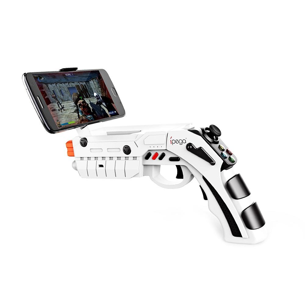 Hot Bluetooth Handles Pistol Smart AR Guns VR Gamepad Game Gun Outdoor Fun Sports Airsoft Air Guns Airsoft Pistol Toy Gun