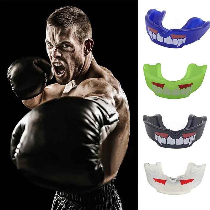 Boxeo Deportes para Adultos Protector bucal Protector bucal Protector de Goma para Muay Thai WT-DDJJK Protector bucal Protector bucal