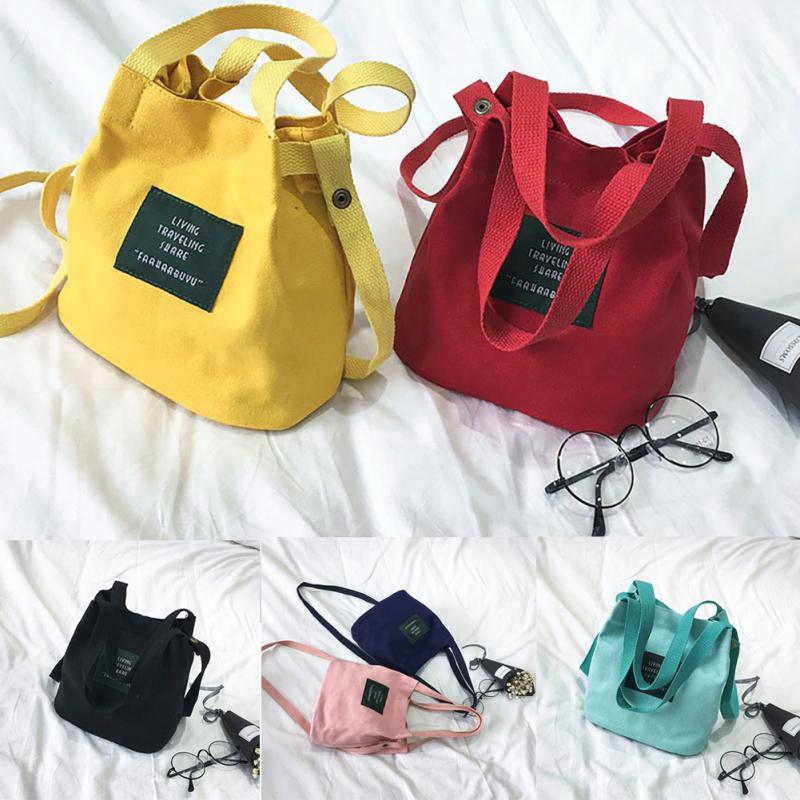 Lady Bolsa Feminina Canvas Messenger Bag Single Shoulder Bag Crossbody Women Girls Bag Female Beach Bags Bolsos Mujer