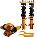 Tuning Gewindefahrwerk Kits für HONDA CR V EX L Sport Utility 4 Tür 2007  11 2 4 L Adj Höhe Spule frühling Stoßdämpfer Strut-in Stoßdämpfer und Federbeine aus Kraftfahrzeuge und Motorräder bei