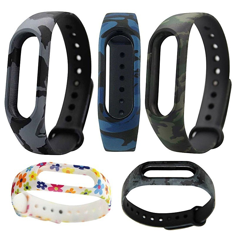 Wristband For Miband 3 Strap Mi Band 3 Accessories Replacement Silicone Varied Wrist Strap For Xiaomi Mi 3 Smart Bracelets