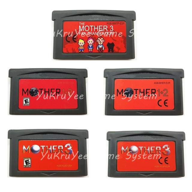 US $5 0 |Mother Series Video Game Memory Cartridge Card for 32 Bit Console  Accessories-in Replacement Parts & Accessories from Consumer Electronics on