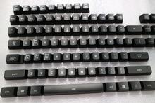 Tampas originais para teclado mecânico logitech, g910, 308, alto, mudança de espaço, tampa com tampa extrator de chave grátis