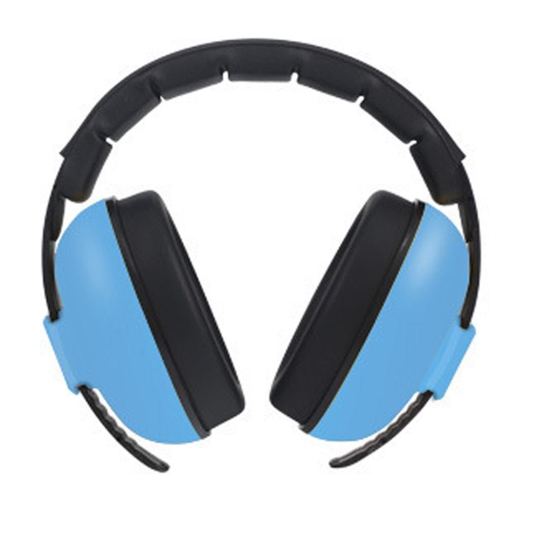 Baby Kids Anti Noise Earmuffs Headset Hearing Protection Ear Defenders Sleeping Headphone Protect Noice Cancel