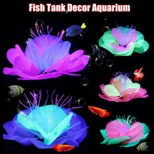new Aquarium coral aquarium fish tank decor Sea Anemone  decoration Ornament ornament D25