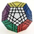 Shengshou 5 Passi Magia Agitarsi Cubo 12 Lati Megaminx Gigaminx 5x5 Professionale Dodecaedro Cubo di Torsione Di Puzzle Giocattoli Educativi