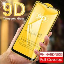 9D закаленное Стекло защита для samsung Galaxy A30 A40 A50 A60 A70 A80 A90 M30 M20 M10 A7 J4 J6 Экран протектор Стекло крышка