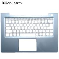 BillionCharm New Laptop Case For Lenovo ideapad 310S 510S Palmrest Keyboard Bezel Upper Case Cover No Touchpad Silver C Shell