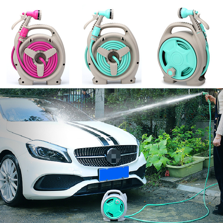 Car Washer Gun High Pressure Cleaner Care Washing Machine Auto Car Wash Maintenance Tool Accessories BY 562