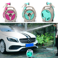 Car Washer Gun High Pressure Cleaner Care Washing Machine Auto Car Wash Maintenance Tool Accessories BY-562 16l manual inflated pressure domestic high pressure car washing machine washing tool device set easy use portable car cleaner