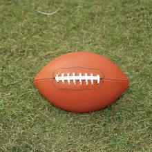 Футбол Регби мягкий стандартный открытый ПУ Американский футбол тренировочный футбольный мяч Спортивный Матч ребенок дети Мужчины Женщины № 6 № 7 № 9