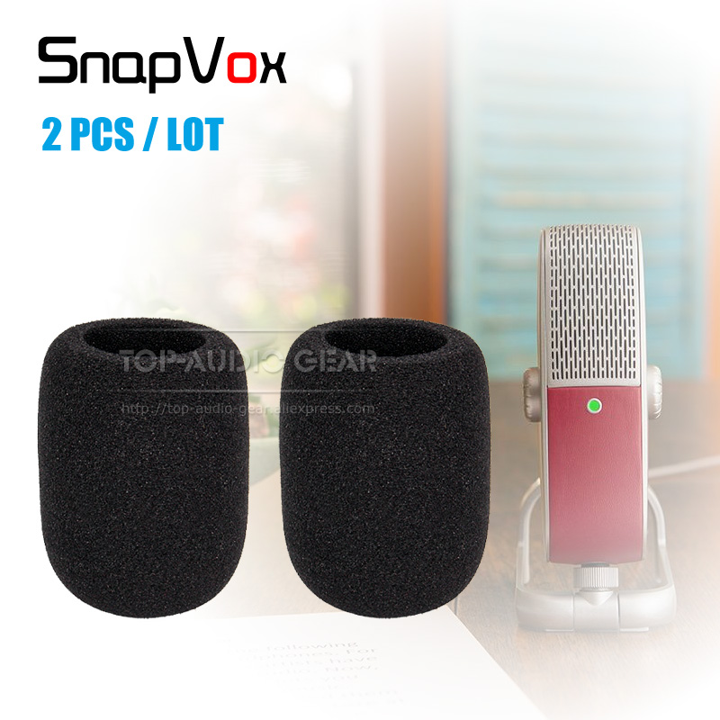 US $7 78 |Windscreen Recording Microphone Dustproof Windshield For Blue  Raspberry Sponge Cover RASP BERRY Mic Windproof Foam Pop Filter-in  Microphone
