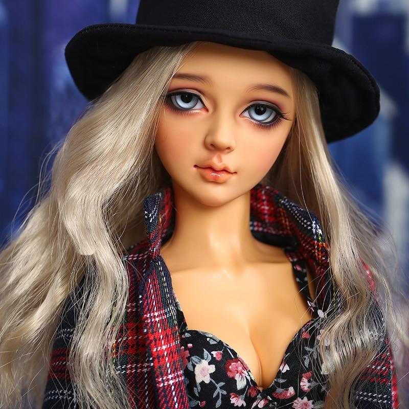 Supia Lina Girl BJD Dolls 1 3 Resin Firgures Fullset Fairyland Surprise Gift for Boys Girls
