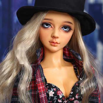 Supia Lina Girl BJD Dolls 1/3 Resin Firgures Fullset Fairyland Surprise Gift for Boys Girls Birthday - DISCOUNT ITEM  29% OFF All Category