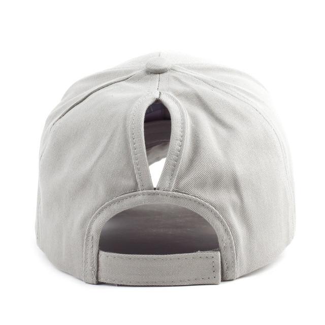Ponytail Baseball Cap 5