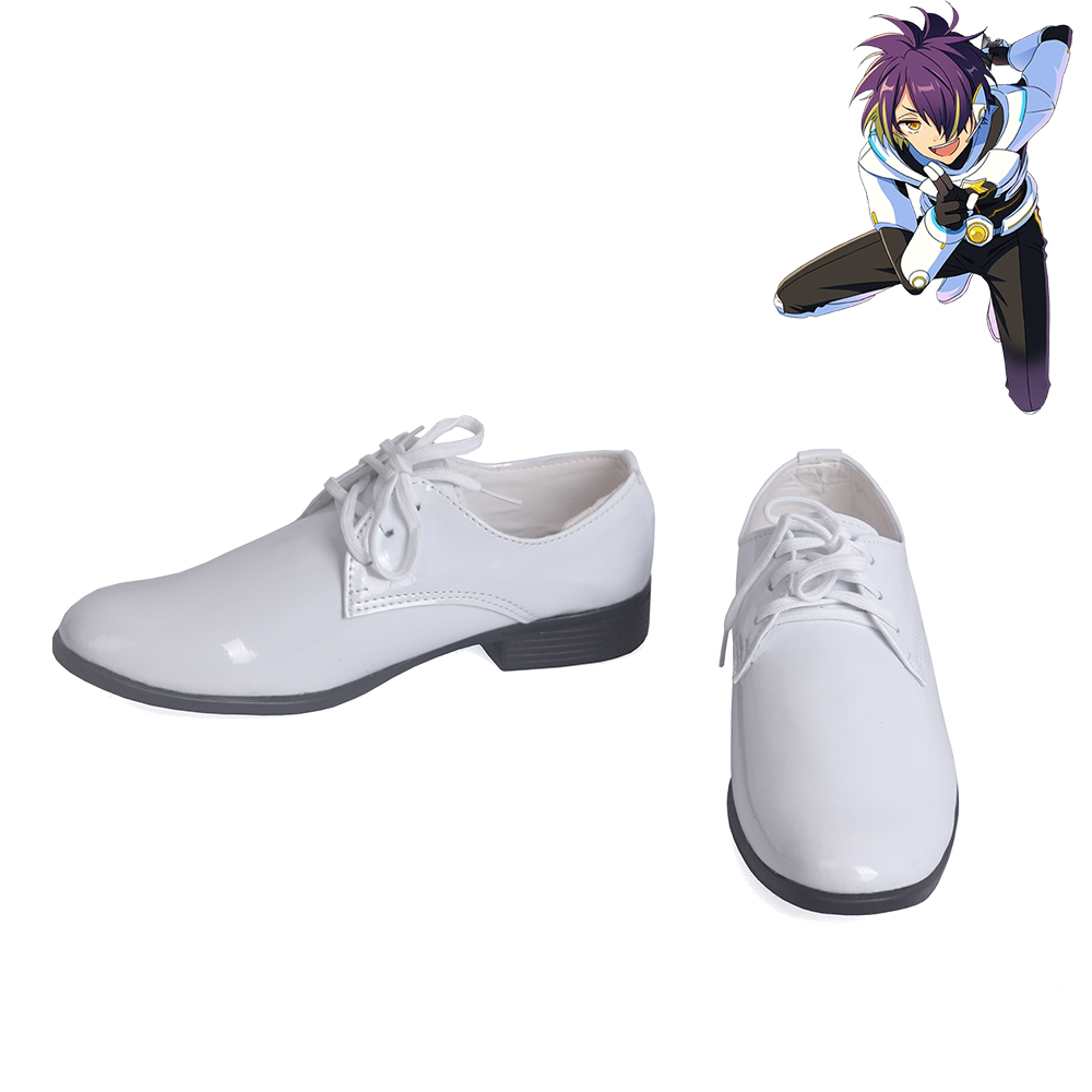 Ensemble Stars Men Cosplay Shoes Boots Customized Size