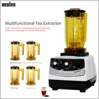 Xeoleo Professional Milk Foam Machine 1200W 2HP Taiwan Blenders Teapresso Machine 1.2L Tea Brewing Machine CE/ETL Mixer