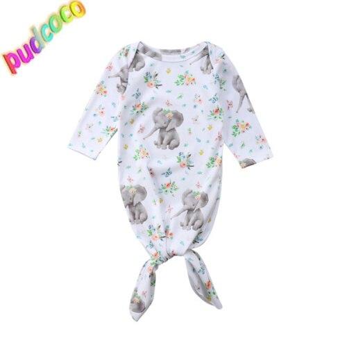 Ausdrucksvoll 2019 Neugeborenen Baby Mädchen Floral Decke Lange Hülse Schlafsack Swaddle Wrap Outfits Heißer Einfach Zu Reparieren