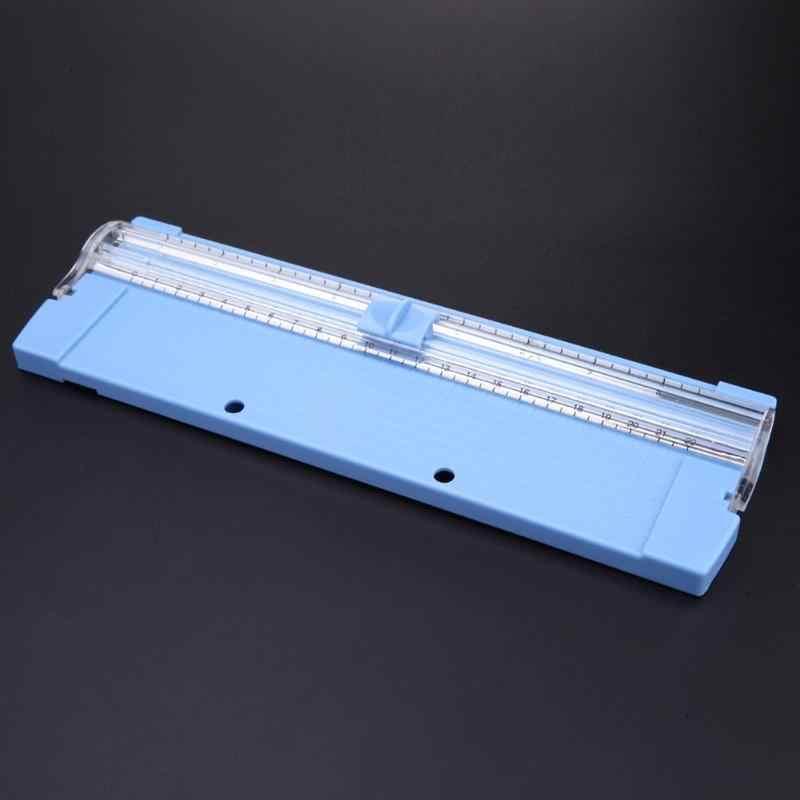 Portátil A4/A5 Precisão Aparadores Cortador Aparador de Ferramentas De Corte De Papel do Scrapbook do Papel Fotográfico para Casa e Acessórios de Escritório DIY