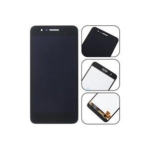 Image 2 - Alesser Für LG K9 X2 X210 LCD Display Und Touch Screen Screen Digitizer Montage Ersatz Für LG K9 X2 X210 + werkzeuge + Adhesive