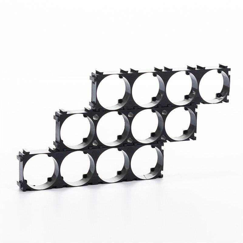 500 pcs 3 gat 21700 Batterij Mobiele Houder Veiligheid Spacer Uitstraalt Shell Opslag Beugel-in Batterij accesoires van Consumentenelektronica op  Groep 1