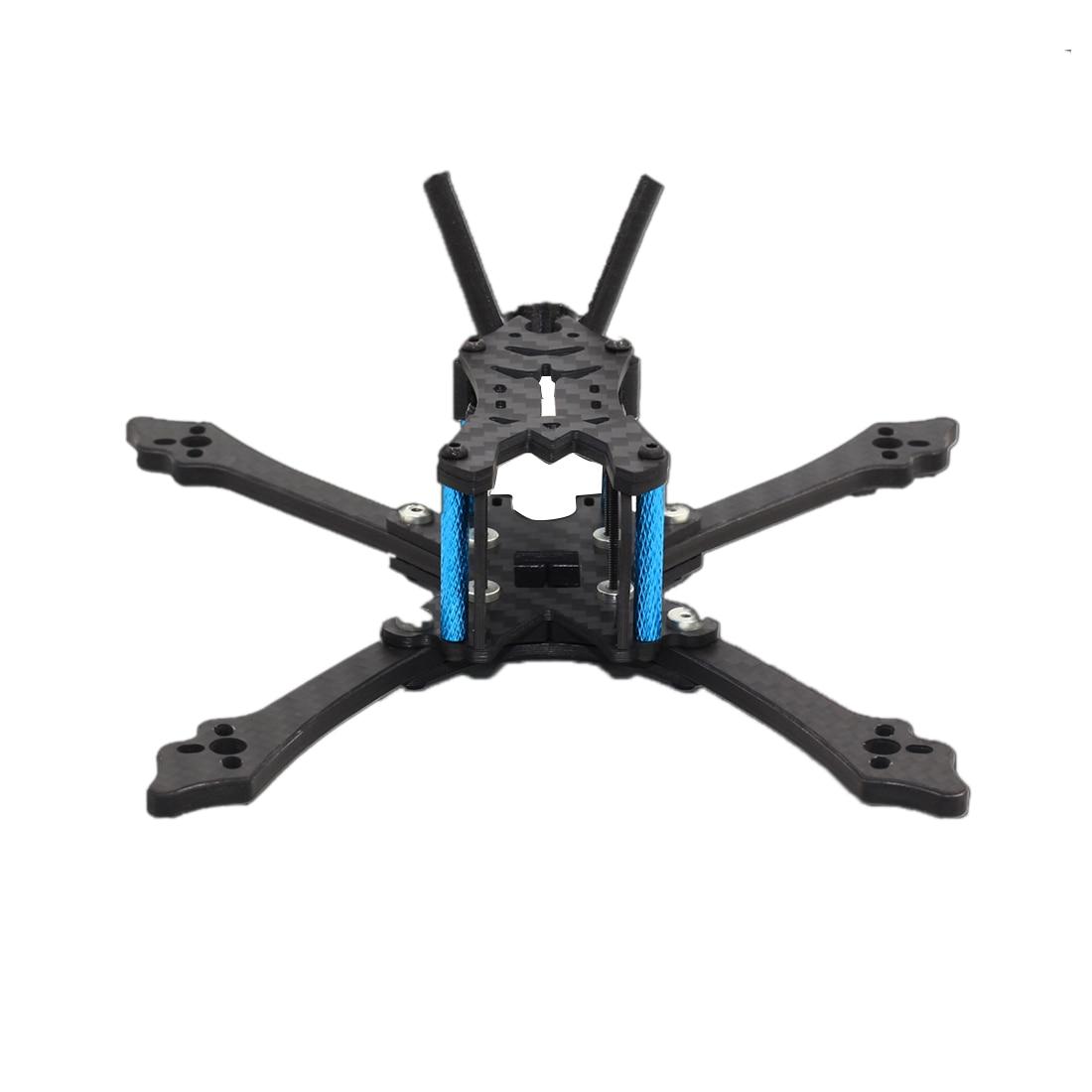 HGLRC Arrow3 152mm 3 Inch F4 OSD 4S / 6S Mini FPV Racing Drone PNP BNF with 45A ESC Caddx Ratel 1200TVL Camera RC Quadcopter - 5