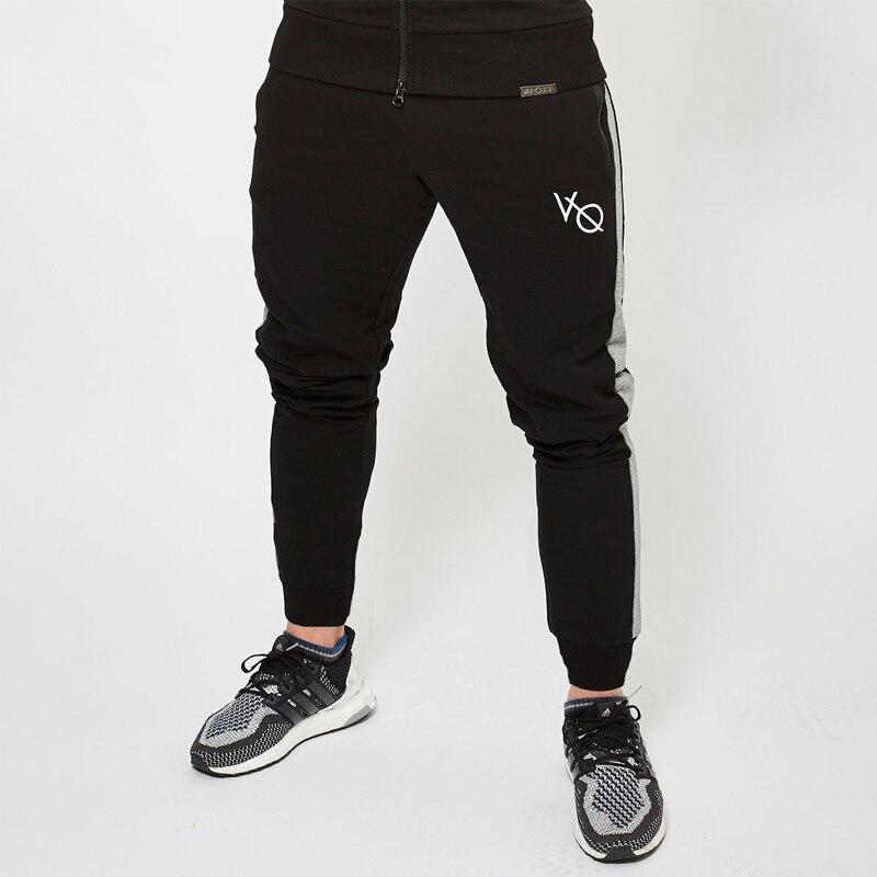 Man's Jogging Pants Training Outdoor Fitness Soccer Pants Man's With Zipper Pocket Men Trouser