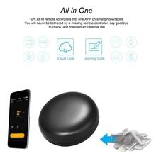 Tuya universal inteligente ir hub controle de voz controle remoto para ar condicionado tv trabalho com alexa google casa assistente smartphone
