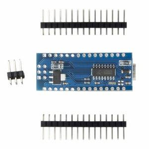 Image 3 - For Arduino Nano Mini USB With bootloader for Arduino nano 3.0 controller for Arduino CH340 USB driver 16Mhz Nano v3.0 ATMEGA328