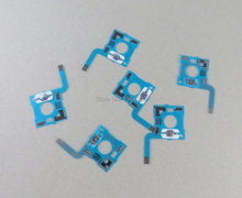 دائرة فيلم كابل الشريط موصل لوحة المفاتيح فليكس ثنائي الفينيل متعدد الكلور الأزرق الأصلي لاستبدال NS التبديل تحكم Joy Con ثلاثية الأبعاد عصا التحكم