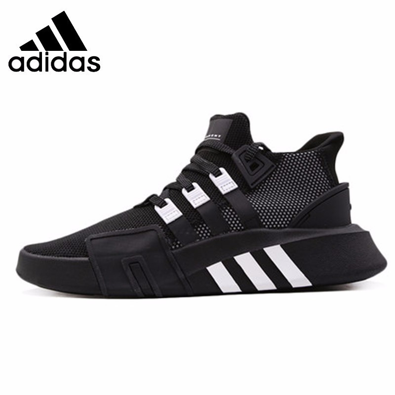 sports shoes a2d43 3c9d2 US $65.93 81% OFF|Adidas Official Clover EQT Bask Adv Men Classic Running  Shoe Comfortable Breathable Sneakers #BD7772/BD7773-in Running Shoes from  ...