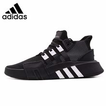 Adidas Official Clover EQT Bask Adv Men Classic Running Shoe Comfortable Breathable Sneakers #BD7772/BD7773(China)