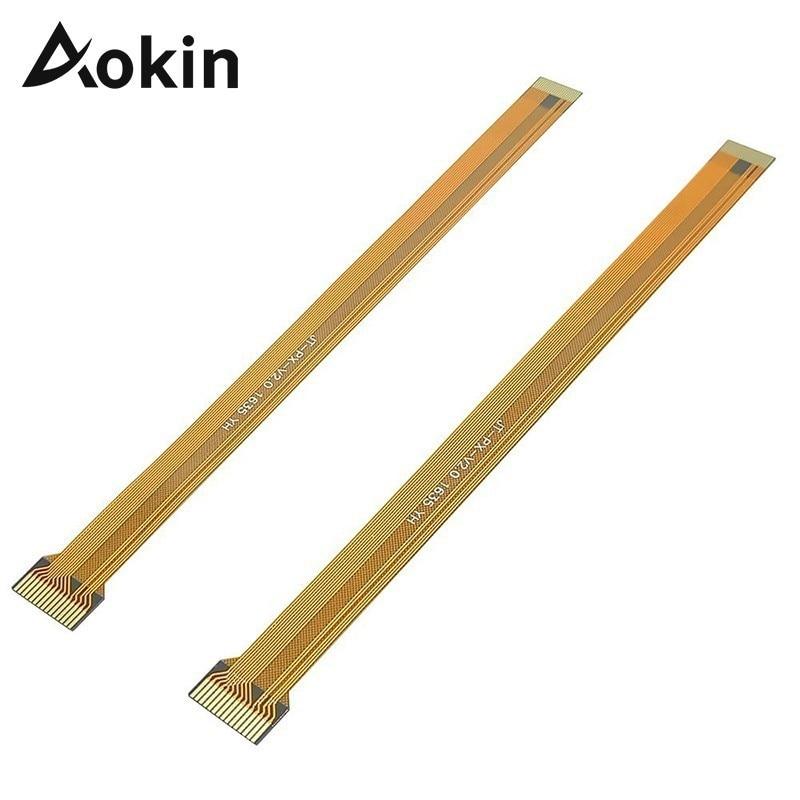 Aokin для Raspberry Pi камера FFC кабель 15 Pin 22 Pin 16 см 30 см ленточная линия для Raspberry Pi Zero или Zero W