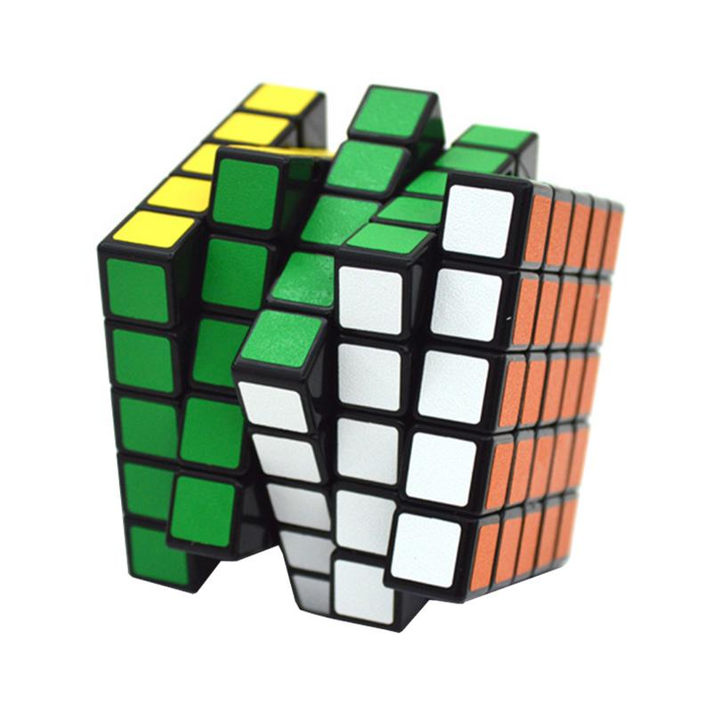 Professional 5*5*5 6.3CM Speed For Magic Cube Puzzle Fidget Speed Cube For Children Adult Educational Magico Toy