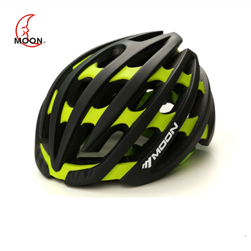 MOON Bike Cycling Adult Helmet 2019 Ultralight MTB Integrated Mountain Road Bicycle Riding Helmet Casco Bicicleta Hombr A20