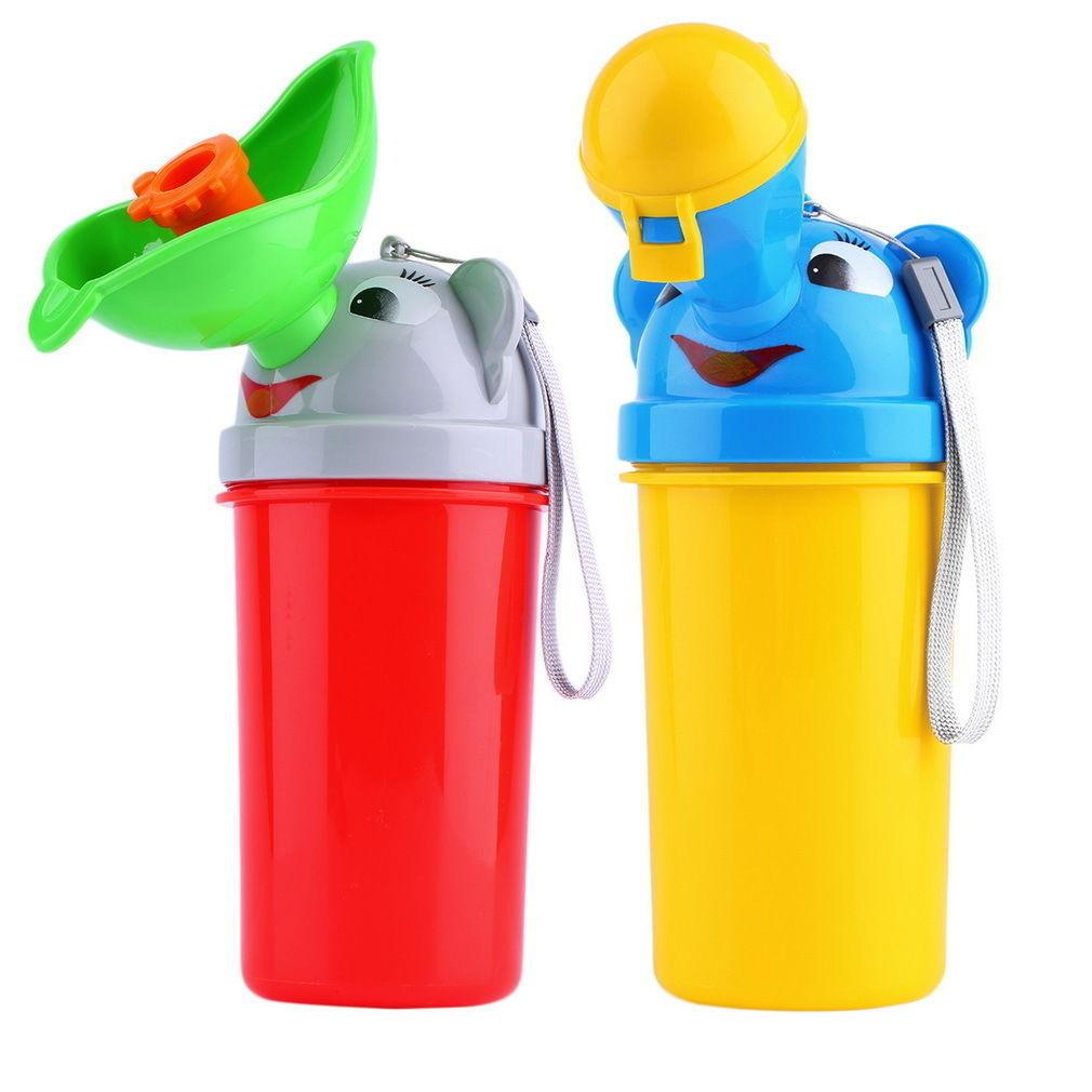 Portable Infant Potty Training Travel Outdoors Potty For Children Leak Proof
