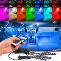 Светодиодный напольный декоративный светильник для автомобиля