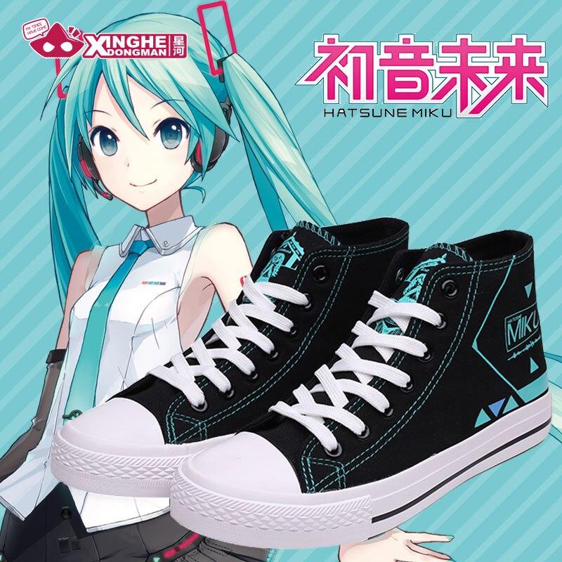 milky-way-anime-font-b-hatsune-b-font-miku-high-top-vocaloid-canvas-sneakers-unisex-miku-fans-shoes-cosplay-men-women's-canvas-christmas-gift